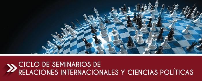 Relaciones Internacionasles y Ciencias Políticas